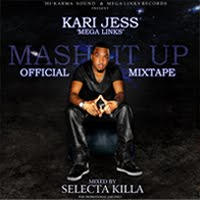 KARI JESS - MASH IT UP OFFICIAL MIXTAPE