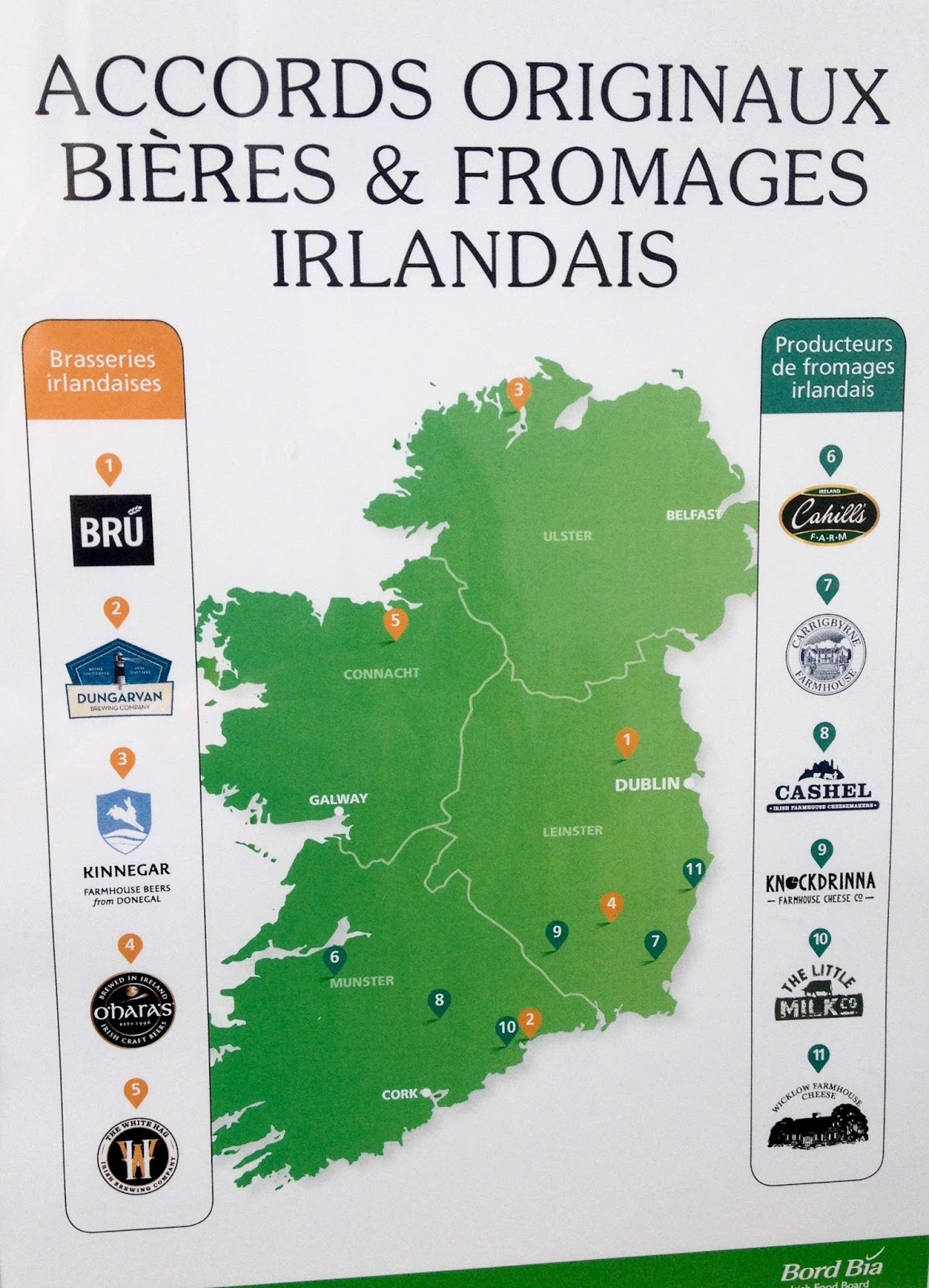 Rencontres irlandaises tocane 2016