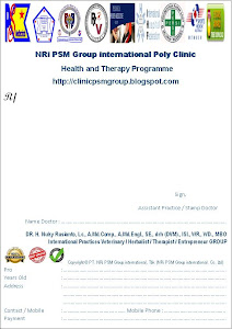 Recipe NRi PSM Group international