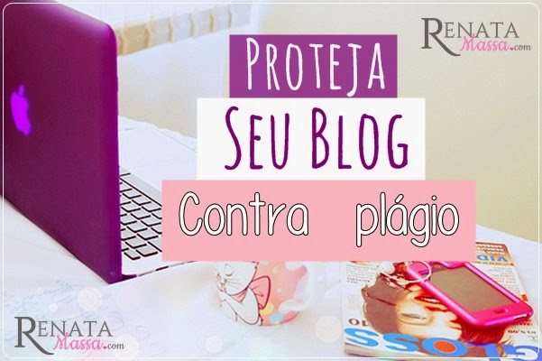 proteger o blog de copia, plagio, cntrl+c e cntrl+u