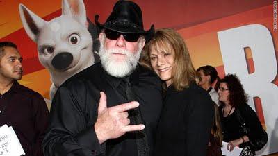 """Ralph Mario Poffo (""""Macho Man"""" Randy Savage) & Barbara Lynn Poffo"""