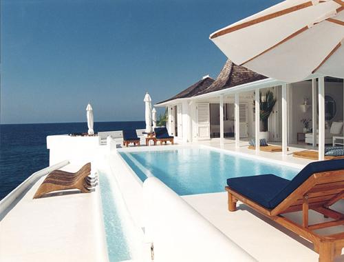 Home styling ana antunes celebrity rooms ralph lauren escape in jamaica - Ralph lauren casa ...