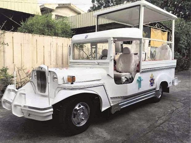 jeepney pope mobile