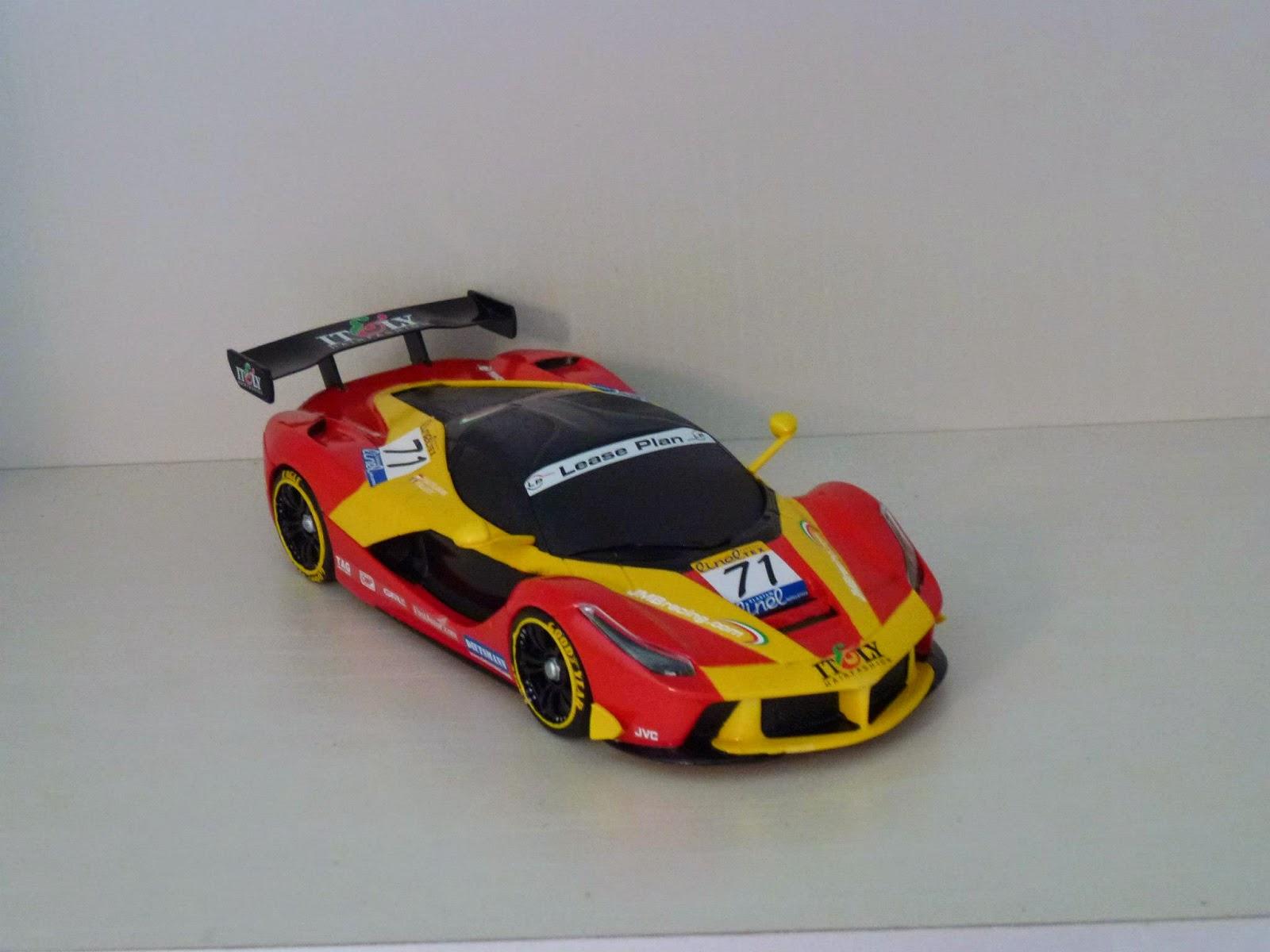 Kyoshosan Custom Painted Laferrari Pn Racing V2 Rc Printed Circuit Board Assembly Mr03 Setting