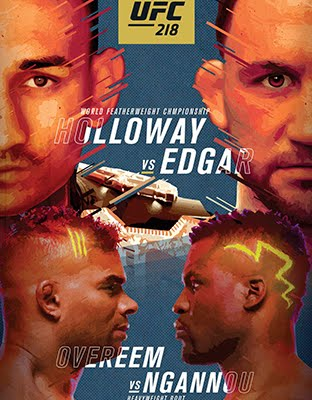 Ver UFC 218 Holloway vs Aldo 2 En VIVO