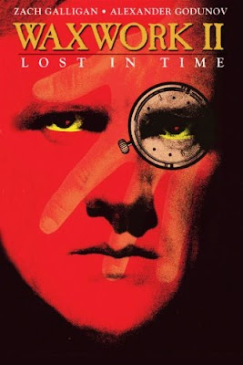 Waxwork II Lost in Time cover poster