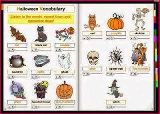 Blog de los nios Aprende ingls y divirtete en Halloween