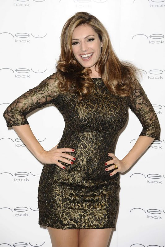Kelly Brook – New Look Store Launch in London