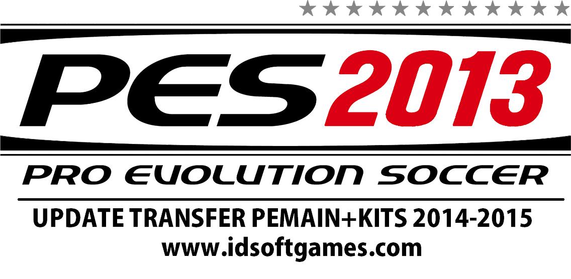 Update Transfer Pemain PES 2013 Musim 2014-2015