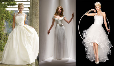 Styles for Wedding Gowns