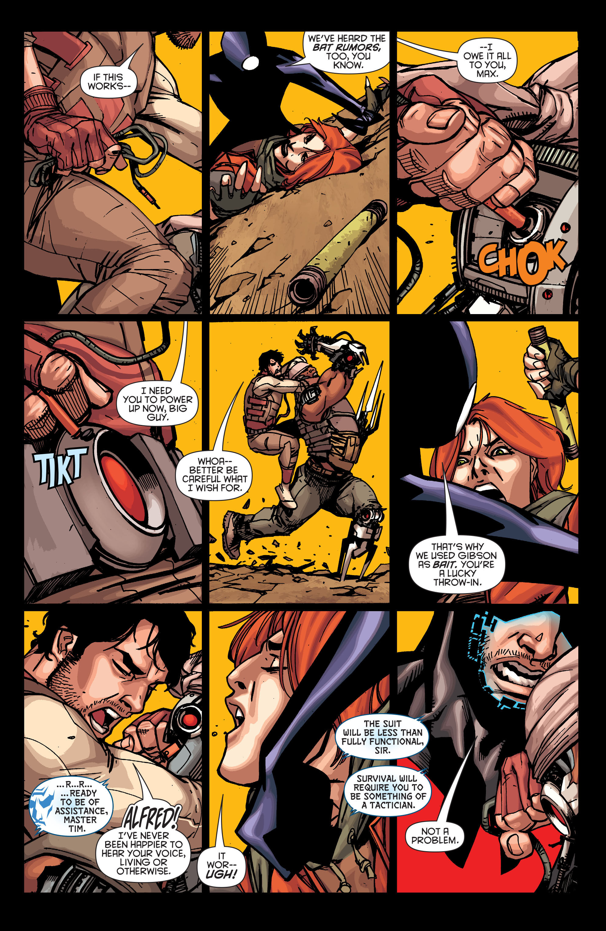 Batman Beyond (2015) Issue #2 #2 - English 17
