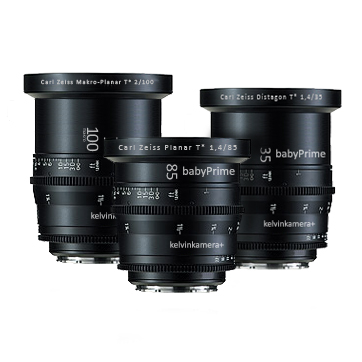 zeiss baby primes lens zf2