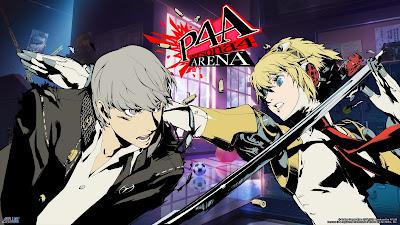 Persona 4 Arena Wallpaper