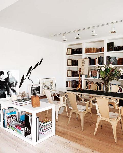 modern retro in barcelona mid century modern apartment