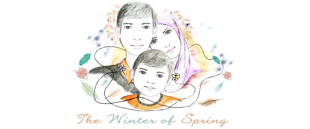 the winter of SPRING