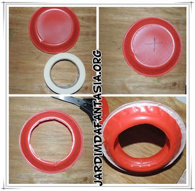 Aprenda a fazer Frisbee com pratos descartáveis
