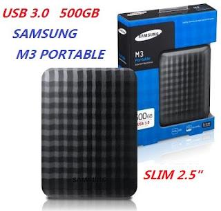 SAMSUNG 500GB