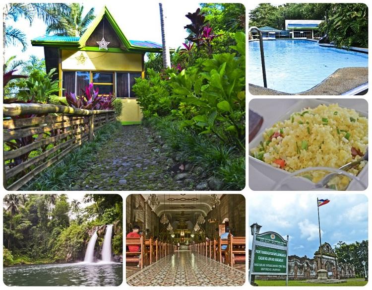 Liliw, Nagcarlan, Majayjay Laguna