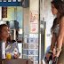 Novela Salve Jorge: Wanda tenta convencer Lurdinha a ir com ela para a Turquia.