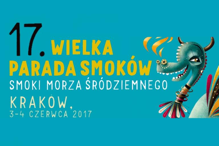 Parada Smoków - Kraków 4.06.2017