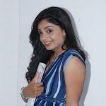 Shikha Blue Dress Cute Pictures