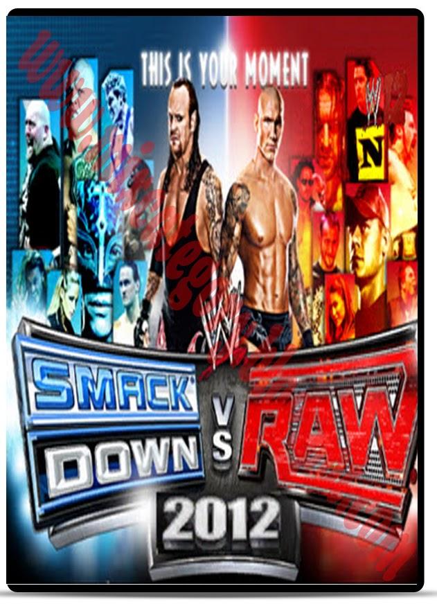 Wwe raw 2012 pc