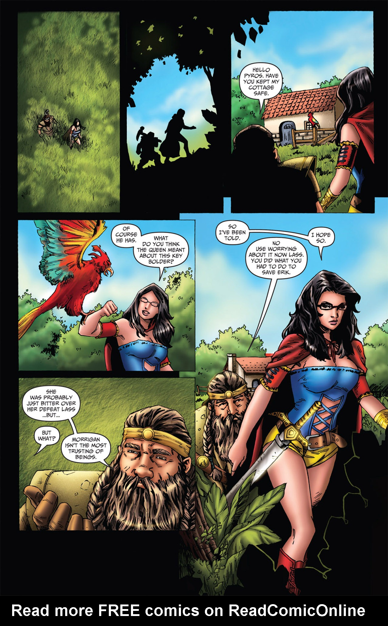 Grimm Fairy Tales (2005) Issue #56 #59 - English 16