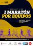 I Maratón por equipos Castilla y León. Laguna de Duero
