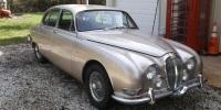 Auction Watch: 1964 Jaguar S-Type