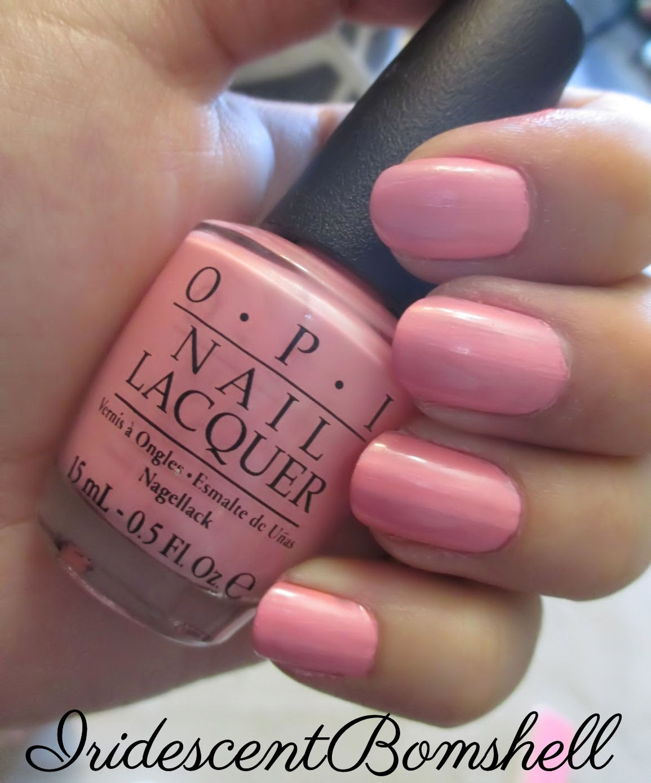 Current Favorite Lacquer- O.P.I. Italian Love Affair - Hi Iris ...