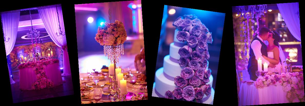 Организация свадьбы от начала до конца