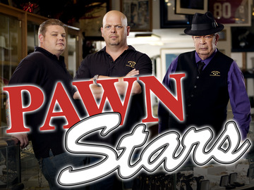 Bermudez for WB MEDIA Web Development: The Success of Pawn Stars