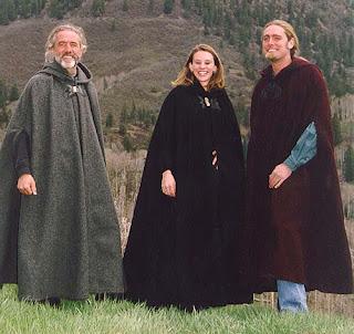 modern people cloaks