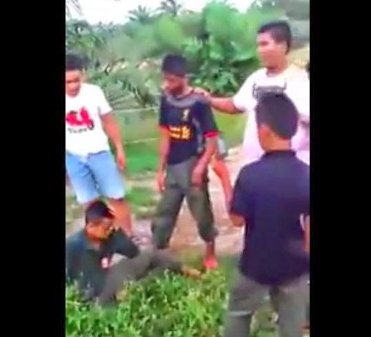 4 budak Muar buli ditangkap