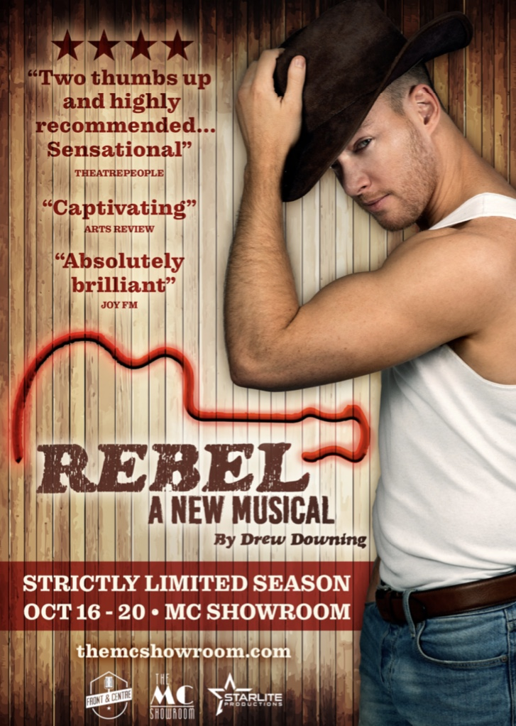REBEL: A NEW MUSICAL - A love letter to country music