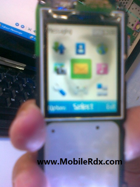Nokia C1-01 White Display Problem Solution