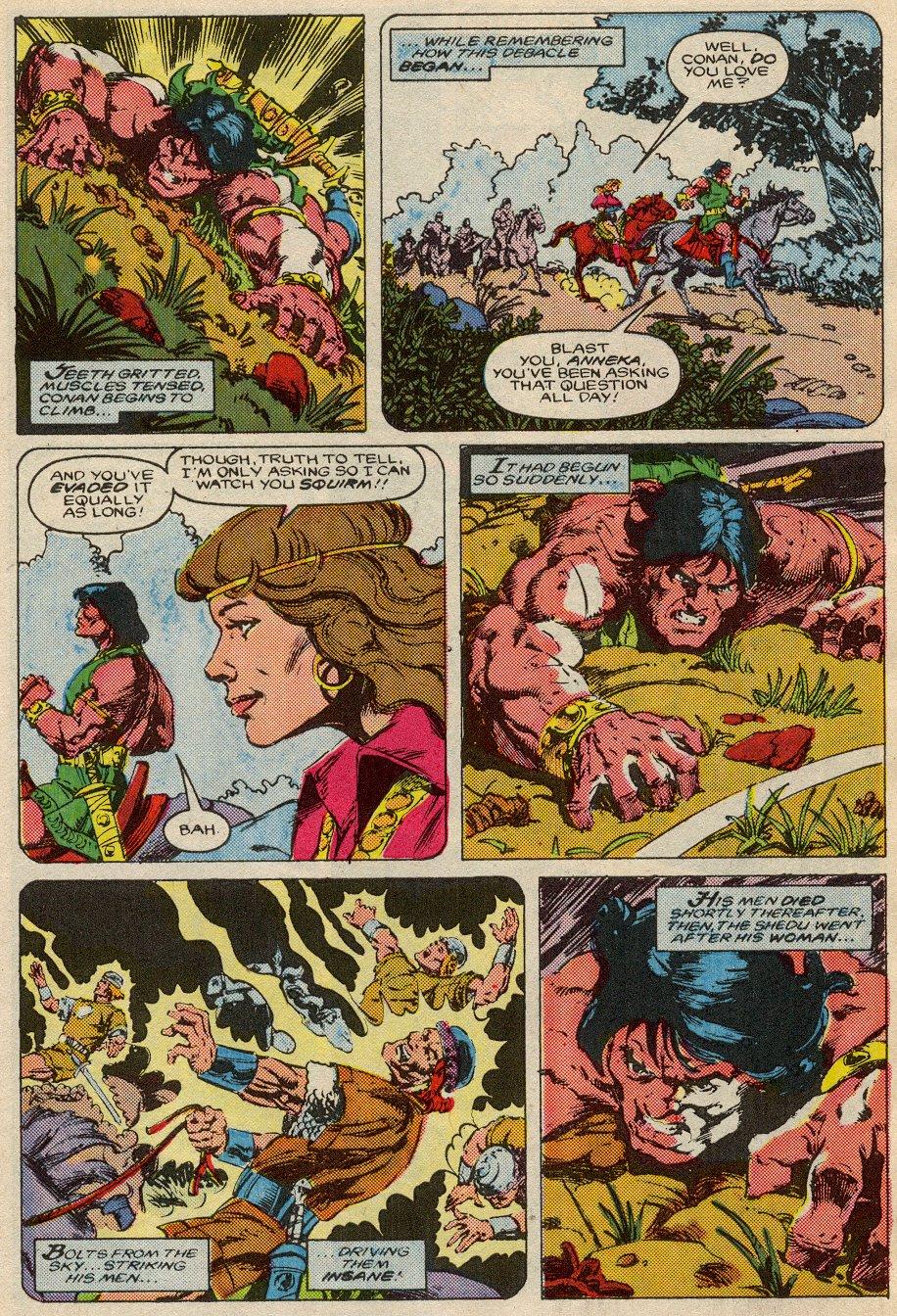 Conan the Barbarian (1970) Issue #194 #206 - English 4