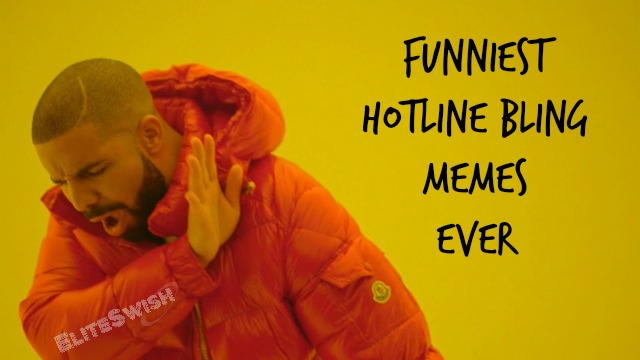 Hotline%2BBling%2Bmemes funniest hotline bling memes and vines ever! elite swish