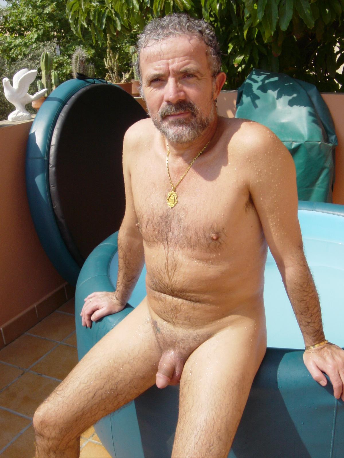 Gay Silver Daddies Naked Big Hot Hairy Mature