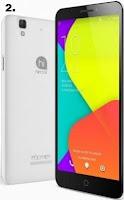 5 HP Android RAM 2GB Terbaik dengan Harga 1 Jutaan 2016