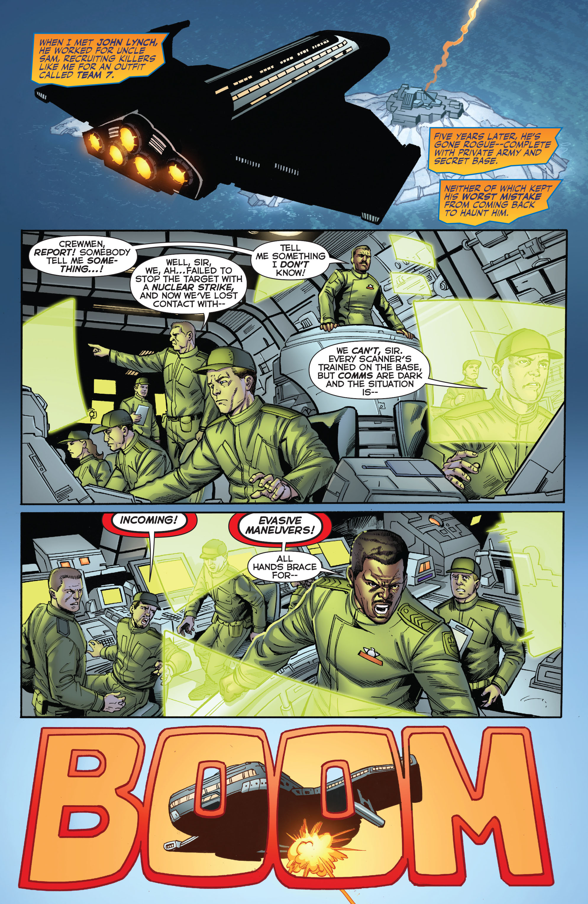 Deathstroke (2011) Issue #20 #21 - English 2