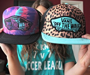 Vans ''Off the wall''.♥