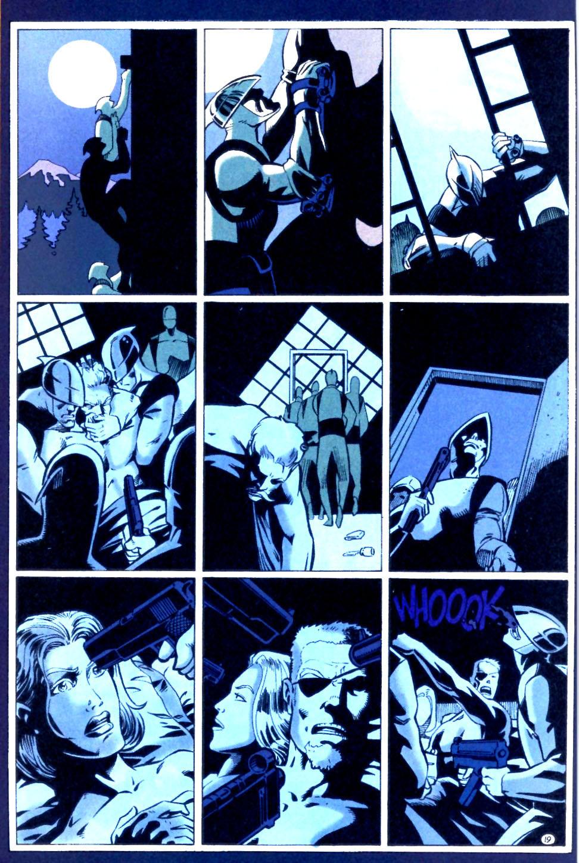 Deathstroke (1991) Issue #56 #61 - English 20