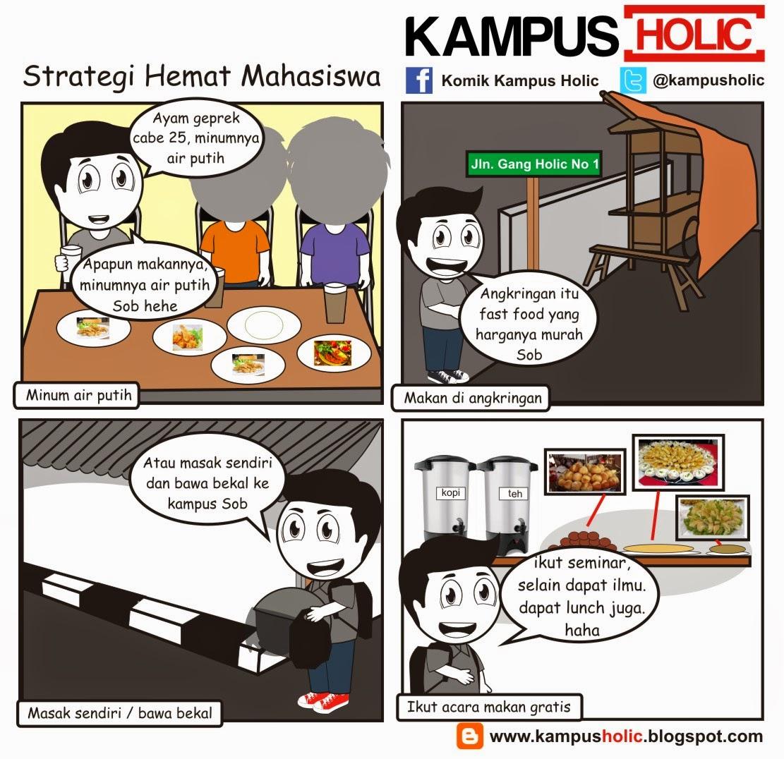 #783 Strategi Hemat Mahasiswa