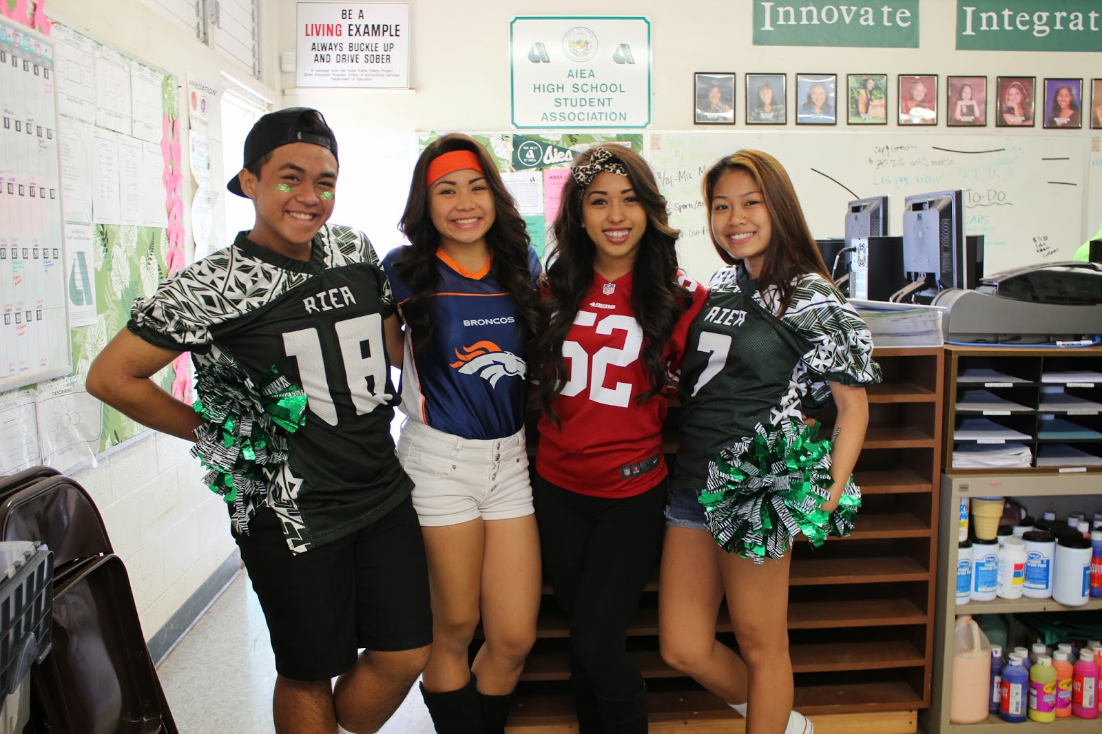 Thursday February 27 2014 Aiea High School