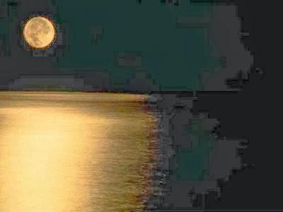 POEMAS SIDERALES ( Sol, Luna, Estrellas, Tierra, Naturaleza, Galaxias...) - Página 4 Lua+no+lago