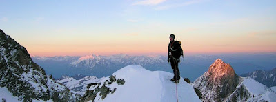Une belle Couverture facebook alpinisme