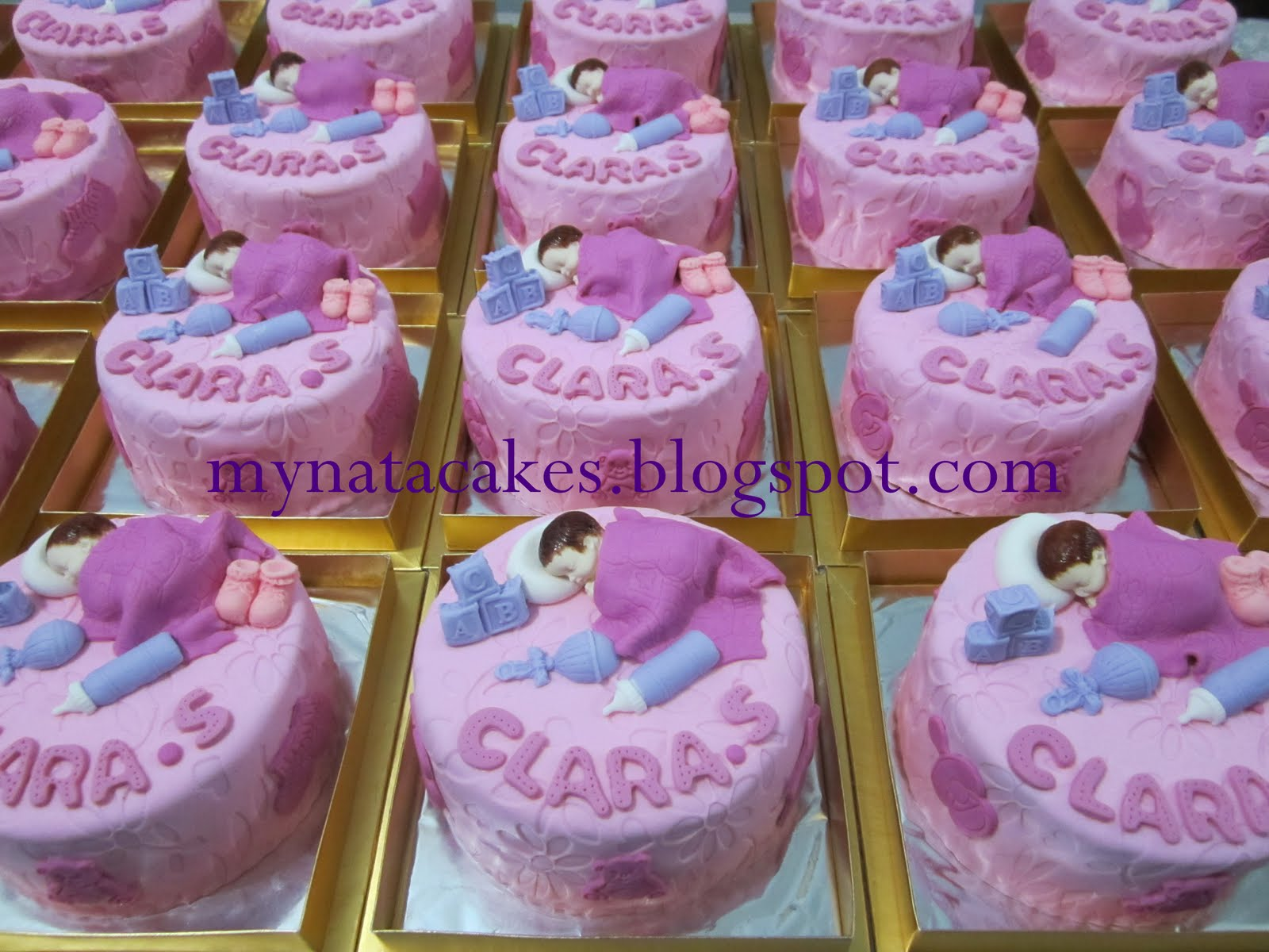 Pke Cakes