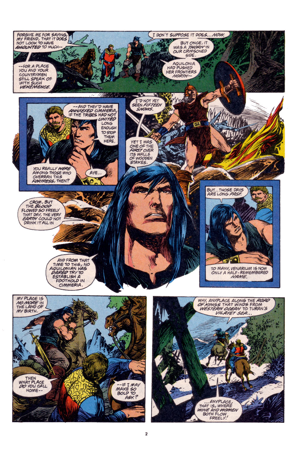 Conan the Barbarian (1970) Issue #261 #273 - English 3