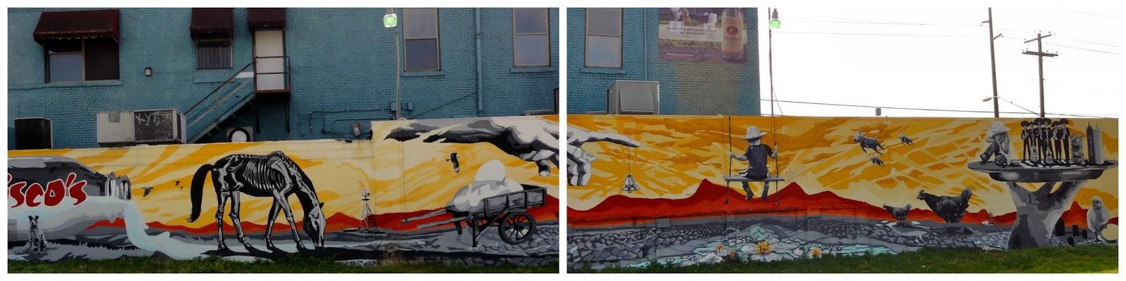 Austin mural Cisco's: 1511 E 6th
